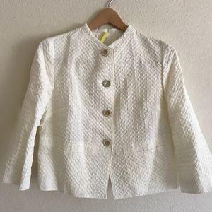 Piazza Sempione cropped jacket size size 40